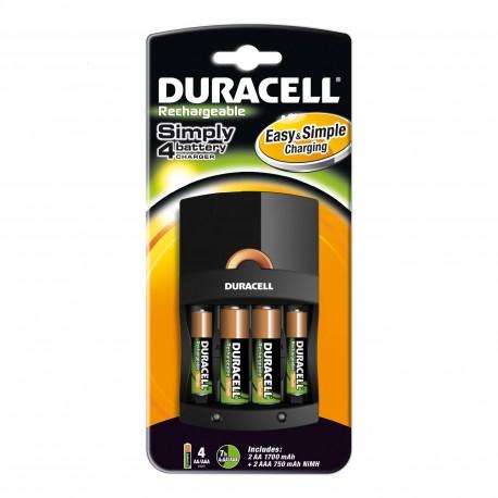 AA-batterijen