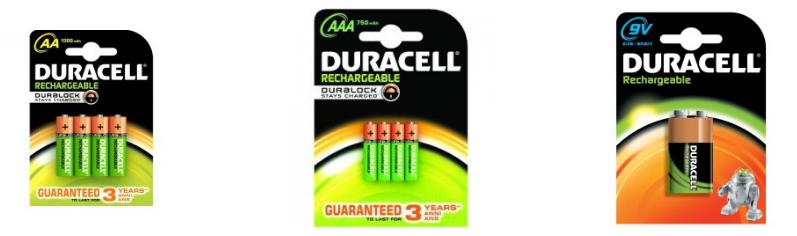 Goedkope oplaadbare batterijen