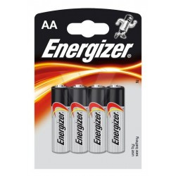 Energizer Classic E91 AA blister 4