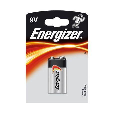 Energizer Classic E522 9 volt blister 1