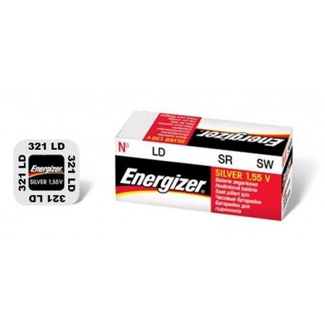 Energizer 321 SR616SWEP blister 1