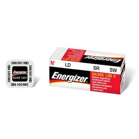 Energizer 386/301 SR43WEP blister 1