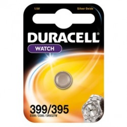 Duarcell D395/399 SR927SWEP blister 1