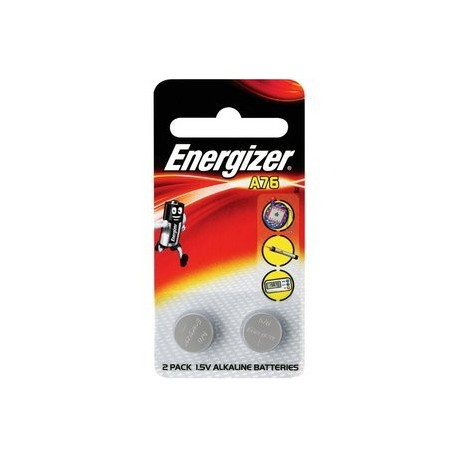 Energizer 2/A76 LR44 blister 2