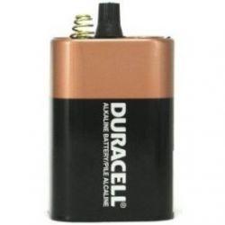 Duracell MN908 4LR25 blokbatterij 6 volt veerkontakt