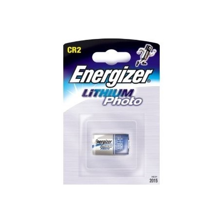 Energizer CR2 Lithium 3 volt blister 1