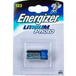Energizer CR123 Lithium 3 volt blister 1