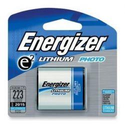 Energizer EL223A CR-2P Lithium 6 volt blister 1