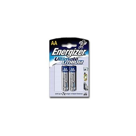 Energizer Lithium AA 2/L91 blister 2