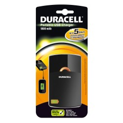 Duracell Portabel USB Charger 5 uur