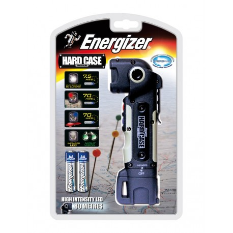 Energizer Hardcase Tactical LED 2/AA incl.