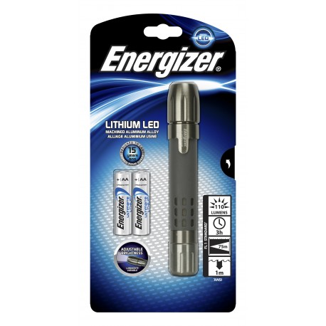 Energizer Lithium Cree LED 2/AA incl.