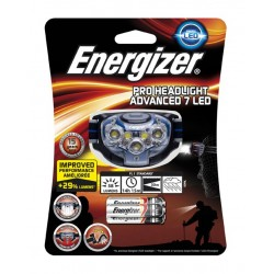 Energizer Headlight Pro 7 LED 2/AAA incl.
