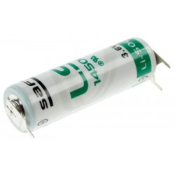 Saft Lithium 3.6 volt AA LS14500-3PF