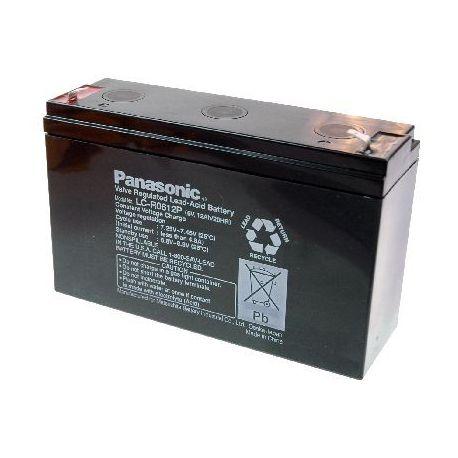 Panasonic LC-R0612P 6.0V-12000mAh
