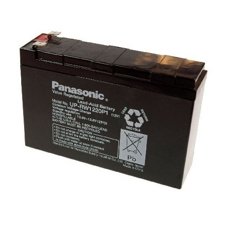 Panasonic UP-RW1220P1  12.0V-4000 mAh