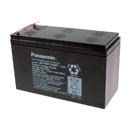 Panasonic UP-RW1245P1/UPVW1245P1  12.0V-9000 mAh