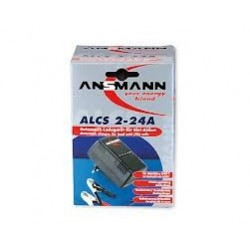 Ansmann ALCS 2-24A Lead Acid lader