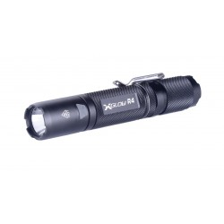 Xglow R4 CREE LED Rechargeable flashlight 1/18650 incl.