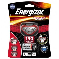 Energizer LED Headlight Vision HD 150 Lumen 3/AAA incl.