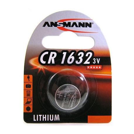 Ansmann Lithium 3.0V. CR1632 blister 1