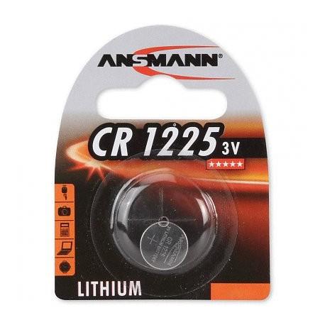 Ansmann Lithium 3.0V. CR1225 Blister 1