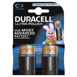 Duracell Ultra Power MX1400 C blister 2