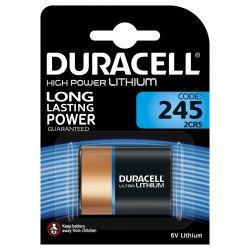 Duracell DL245 2CR5 Lithium 6 volt blister 1