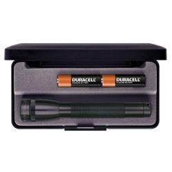 Maglite LED PRO 2AA Zwart met holster blister