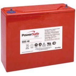 Enersys Powersafe Lead Acid SBS-40 12V-38Ah