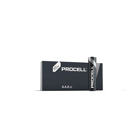 Procell PC2400 LR03/AAA made by Duracell box 10 stuks
