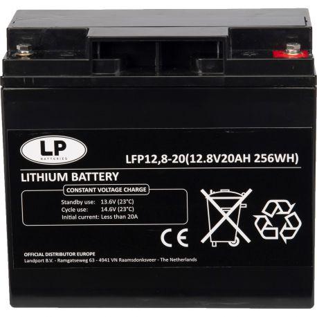 Landport Lithium LifePO4 LFP12-20 12,8V-20Ah