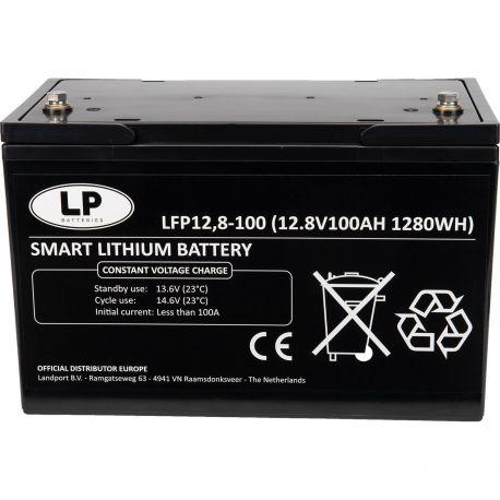 Landport Lithium LifePO4 LFP12-100 12,8V-100Ah