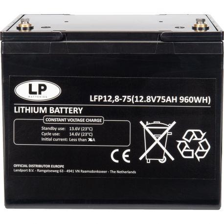 Landport Lithium LifePO4 LFP12-75 12,0V-75Ah