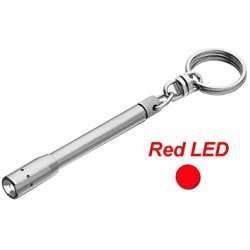 Led Lenser Micro Led met RED Light incl.sleutelhanger en clip