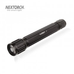 Nextorch Xenon Rechargeable RT 7 incl.2/18650 en holster en lader