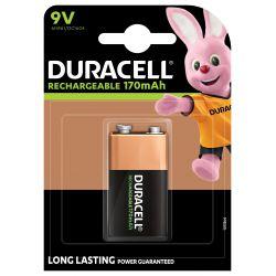 Duracell HR22 E-block 170mAh NiMh blister 1