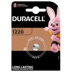 Duracell Lithium 3 volt DL 1220 blister 1