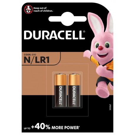 Duracell MN9100 LR1 blister 2