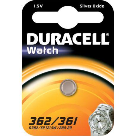 Duracell D362/361 SR721SWEP blister 1