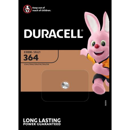 Duracell D364/363 SR621SWEP blister 1