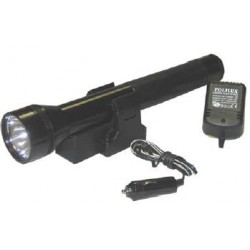 Polilux Superlite Halogeen Rechargeable Staaflantaarn 12/220V.