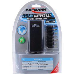 Ansmann APS 2250H netvoeding van 12.0 tot 24.0Volt