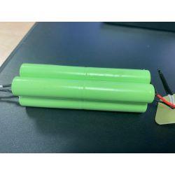 NiMh-pack 9,6V-2200mAh 4/ST2422 met lippen